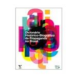 Livro - Dicionário Histórico-Biográfico da Propaganda no Brasil