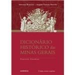 Livro - Dicionário Histórico das Minas Gerais: Período Colonial