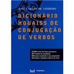 Livro - Dicionário Houaiss de Conjugação de Verbos