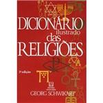 Livro - Dicionário Ilustrado das Religiões
