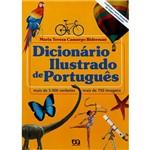 Livro - Dicionário Ilustrado de Português