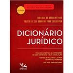 Livro - Dicionário Jurídico Compacto