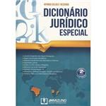 Livro - Dicionário Jurídico Especial