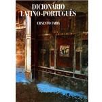 Livro - Dicionário Latino-Português