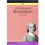 Livro - Dicionario Rousseau