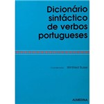 Livro - Dicionário Sintáctico de Verbos Portugueses