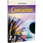 Livro - Dicionários para Concursos