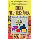 Livro - Dieta Mediterrânea (Livro de Bolso): com Sabor Brasileiro
