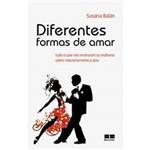 Livro - Diferentes Formas de Amar