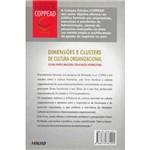 Livro - Dimensões e Clusters de Cultura Organizacional