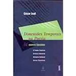 Livro - Dimensões Temporais na Poesia e Outros Ensaios - Vol. 1