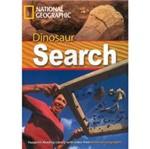 Livro - Dinosaur Search