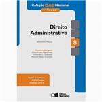 Livro - Direito Administrativo: 1ª Fase - Vol. VIII - OAB Nacional