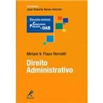 Livro - Direito Administrativo: Coleção Sucesso Concursos Públicos e OAB