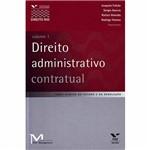 Livro - Direito Administrativo Contratual - Vol. I