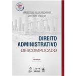Livro - Direito Administrativo Descomplicado