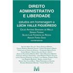 Livro - Direito Administrativo e Liberdade
