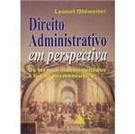 Livro - Direito Administrativo em Perspectiva