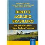 Livro - Direito Agrário Brasileiro: de Acordo com o Novo Código Florestal