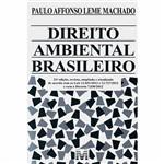 Livro - Direito Ambiental Brasileiro