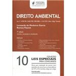 Livro - Direito Ambiental: Coleção Leis Especiais para Concursos - Vol. 10