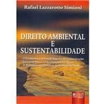 Livro - Direito Ambiental e Sustentabilidade