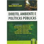 Livro - Direito, Ambiente e Políticas Públicas
