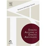 Livro - Direito Autoral e Direito Antitruste