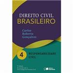 Livro - Direito Civil Brasileiro: Responsabilidade Civil - Vol. 4
