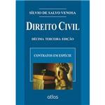 Livro - Direito Civil: Contratos em Espécie