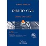 Livro - Direito Civil: Direito das Coisas - Vol. 4