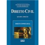 Livro - Direito Civil: Direito Empresarial - Vol. 8