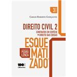 Livro - Direito Civil Esquematizado: Direito das Coisas - Vol. 2