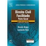 Livro - Direito Civil Facilitado Parte Geral - Teoria e Mais de 250 Questões