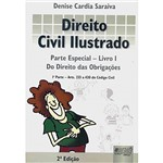Livro - Direito Civil Ilustrado: Parte Especial - Livro I do Direito das Obrigações
