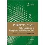 Livro - Direito Civil: Obrigações e Responsabilidade Civil