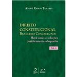 Livro - Direito Constitucional Brasileiro Concretizado - Hards Cases e Soluções Juridicamente Adequadas - Volume III
