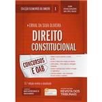 Livro - Direito Constitucional Coleção Elementos do Direito