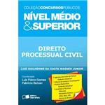 Livro - Direito Constitucional - Nível Médio & Superior - Coleção Concursos Públicos