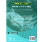 Livro - Direito Constitucional - Questões da ESAF com Gabarito Comentado