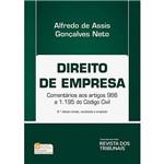 Livro - Direito de Empresa