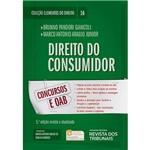 Livro - Direito do Consumidor: Concursos e OAB - Coleção Elementos do Direito - Vol. 16