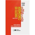 Livro - Direito do Consumidor: Parte Material, Parte Administrativa - Coleção Esquematizado