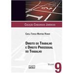 Livro - Direito do Trabalho e Direito Processual do Trabalho - Vol.9