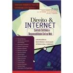 Livro - Direito e Internet: Contrato Eletrônico e Responsabilidade Civil na Web