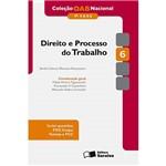 Livro - Direito e Processo do Trabalho - Coleção OAB Nacional - 1ª Fase - Vol. 6