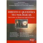 Livro - Direito e Questões Tecnológicas Aplicados no Desenvolvimento Social