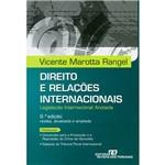 Livro - Direito e Relações Internacionais