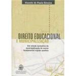Livro - Direito Educacional e Municipalização