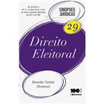 Livro - Direito Eleitoral - Coleção Sinopses Jurídicas - Vol. 29